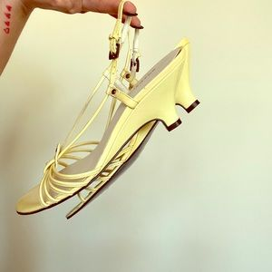 Beautiful vintage style heels